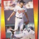 CAL RIPKEN 1992 Triple Play #199.  ORIOLES