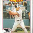 CAL RIPKEN 1988 Topps AS Glossy #5 of 22.  ORIOLES