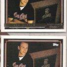 CAL RIPKEN 1992 Topps GOLD Winner w/ sister.  ORIOLES