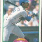 WILLIE RANDOLPH 1989 Score Traded #41T.  DODGERS