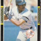WILLIE RANDOLPH 1987 Donruss #154.  YANKEES