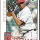 FRANCISCO RODRIGUEZ 2006 UD First Pitch #217.  ANGELS
