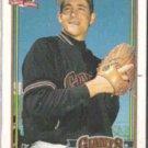 DAVE RIGHETTI 1991 Topps Traded #96T.  GIANTS