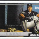 FRANK THOMAS 2011 Topps 1992 Reprint #555.  WHITE SOX