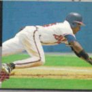 DEION SANDERS 1994 Upper Deck #85.  BRAVES