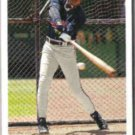 DEION SANDERS 1993 Upper Deck #166.  BRAVES