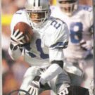 DEION SANDERS 1996 Leaf #154.  COWBOYS