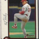 CURT SCHILLING 1998 Bowman #51.  PHILLIES