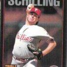 CURT SCHILLING 1993 Triple Play #230.  PHILLIES