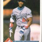 DARRYL STRAWBERRY 1993 Donruss #112.  DODGERS