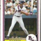 DARRYL STRAWBERRY 1987 B&B #33 of 33.  METS