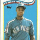 DARRYL STRAWBERRY 1989 Topps AS #390.  METS
