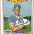DARRYL STRAWBERRY 1985 Topps AS Glossy #8 of 22.  METS