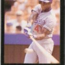DARRYL STRAWBERRY 1992 Leaf Black GOLD Ins. #29.  DODGERS