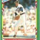 DON SUTTON 1987 Fleer Star Stickers #115.  ANGELS