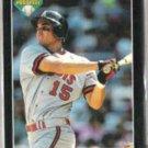 TIM SALMON 1993 Pinnacle Prospect #276.  ANGELS