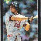 TIM SALMON 1993 Pinnacle Rookie #276.  ANGELS