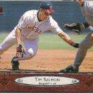 TIM SALMON 1996 Upper Deck #290.  ANGELS