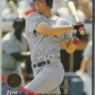 TIM SALMON 1994 Leaf #109.  ANGELS