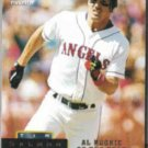 TIM SALMON 1994 Pinnacle #9.  ANGELS
