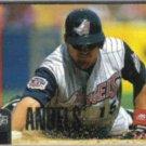 TIM SALMON 1998 Upper Deck #290.  ANGELS