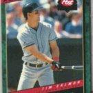 TIM SALMON 1994 Post Rookie Stars Insert #26 of 30.  ANGELS