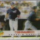 TIM SALMON 1997 Pinnacle Denny's Holo Insert #1 of 29.  ANGELS
