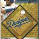 GARY SHEFFIELD 1998 Pacific On Line List #389.  DODGERS