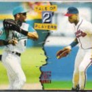 GARY SHEFFIELD 1994 Stadium Club w/ McGriff #180.  MARLINS