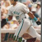 GARY SHEFFIELD 1995 Stadium Club #500.  MARLINS