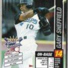 GARY SHEFFIELD 2002 MLB Showdown #102.  MARLINS