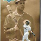 GARY SHEFFIELD 1992 Pinnacle Idols #300 w/ Larkin.  PADRES