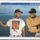 GARY SHEFFIELD 1992 UD Bloodlines #84 w/ Gooden.  PADRES