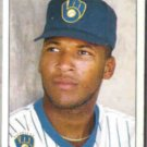 GARY SHEFFIELD 1990 Upper Deck #157.  BREWERS