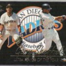 GARY SHEFFIELD 1993 Ultra Player  / Year Ins. #25.  PADRES