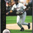 GARY SHEFFIELD 1992 Pinnacle Team 2000 Ins. #59 of 80.  PADRES