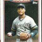 GARY SHEFFIELD 1990 Topps AS Glossy #25 of 33.  BREWERS