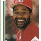 OZZIE SMITH 1991 Upper Deck #162.  CARDS