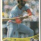 OZZIE SMITH 1984 Donruss #59.  CARDS