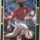 OZZIE SMITH 1987 Donruss #60.  CARDS