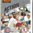 OZZIE SMITH 1993 Triple Play Action Foldout #3 of 30.  CARDS