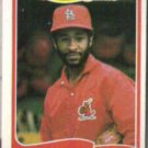 OZZIE SMITH 1986 Fleer Limited Edition #35 of 44.  CARDS