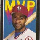 OZZIE SMITH 1989 Donruss MVP #BC-14.  CARDS