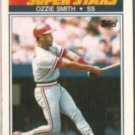 OZZIE SMITH 1990 Topps KMart #4.  CARDS
