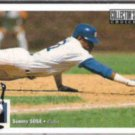 SAMMY SOSA 1994 Upper Deck CC #263.  CUBS