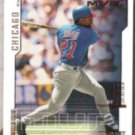 SAMMY SOSA 2000 Upper Deck MVP #44.  CUBS