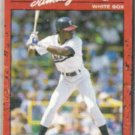 SAMMY SOSA 1990 Donruss Rookie #489.  WHITE SOX