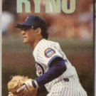 RYNE SANDBERG 1993 Leaf Nicknames Insert #3 of 10.  CUBS