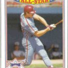 MIKE SCHMIDT 1987 Topps AS Glossy #4 of 22.  PHILLIES