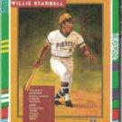 WILLIE STARGELL 1990 Donruss #702.  PIRATES